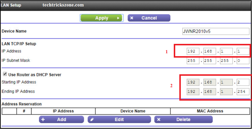 netgear n150 wifi router configuration