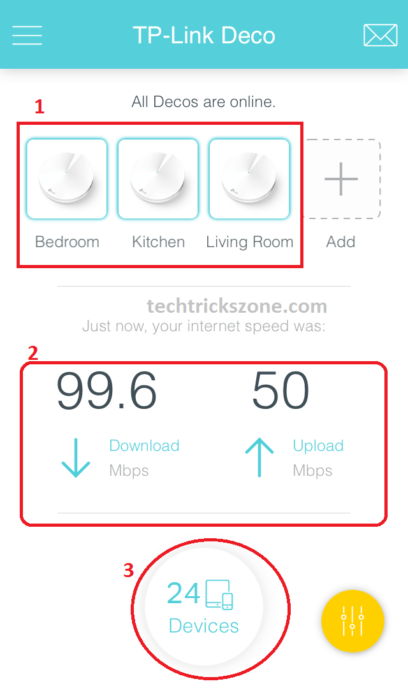 TP-Link Deco M5 Mesh WiFi system for Home Configuration manual