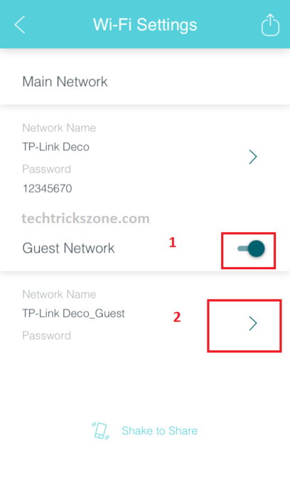 how do i connect my tp link extender