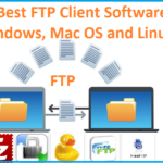 best ftp client software for windows and Mac