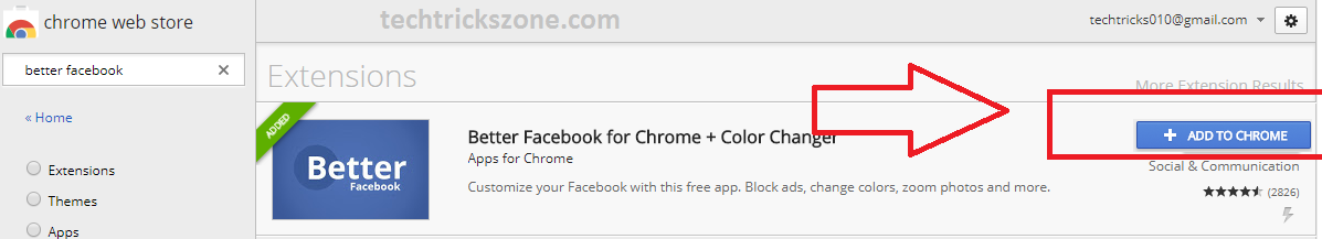 How To Change Facebook Theme Color and Background