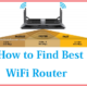 how to find best wireless router