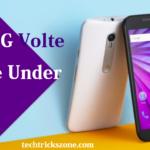 Best 4G VoLTE Smart Phone