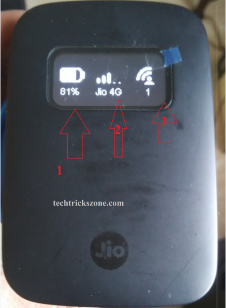 How to change the JioFi password