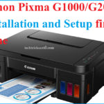 canon g2000 ink absorber full reset - TechTricksZone com