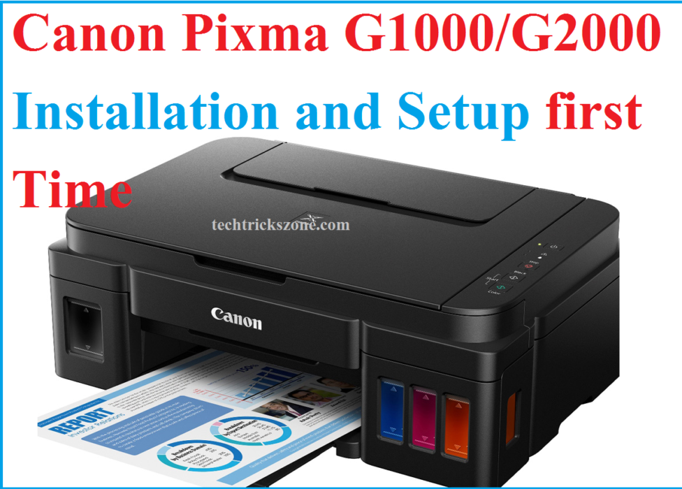 The Printer is performing Another Operation Canon Pixma