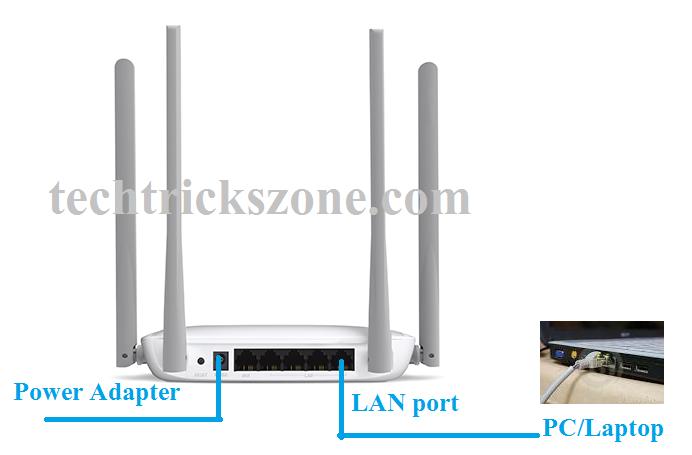 merusys 300Mbps Wi-Fi Range Extender