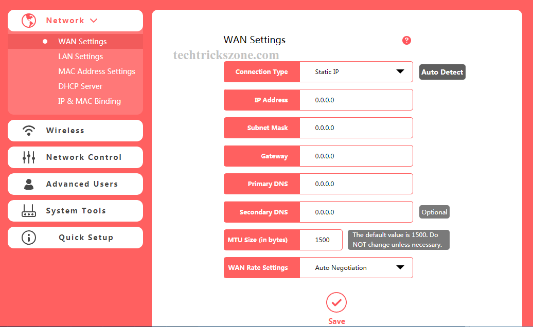 mercusys mw325r parental control configuration