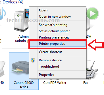 Connected printers not showing in 'Devices and Printers'