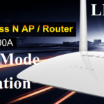 Lb-Link Wireless Router Repeater mode