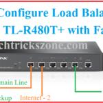TP-Link TL-R480T Load balance router configuration