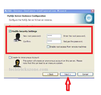 how to change OLT username and password