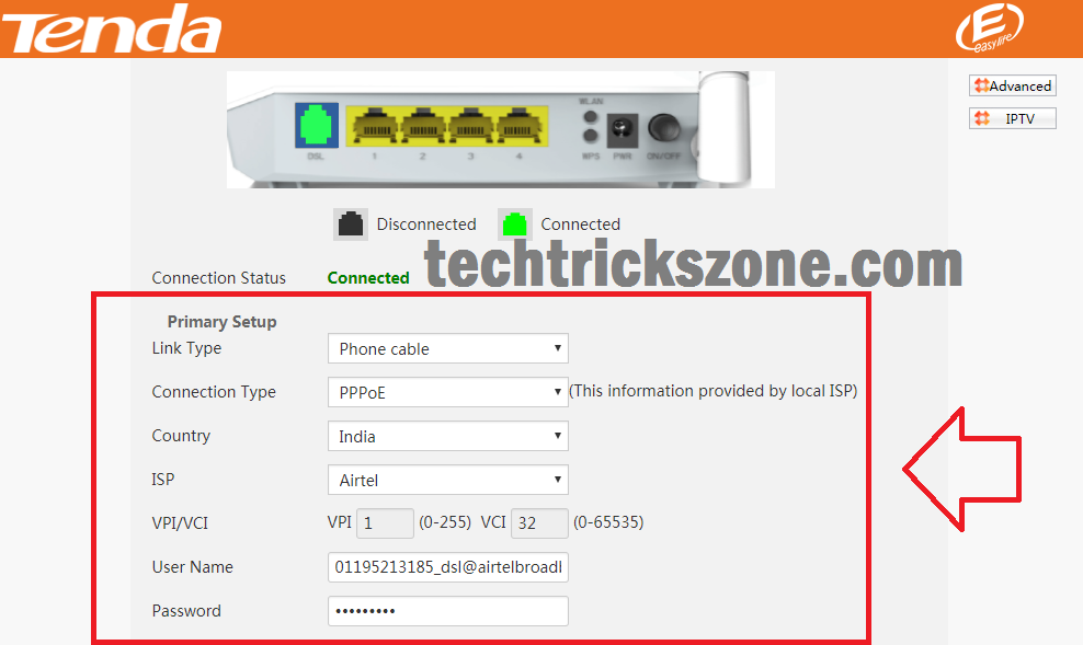 How to Configure Tenda D151- Wireless ADSL Router as Access Point
