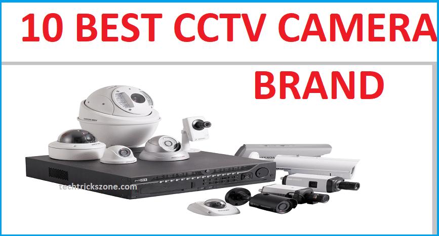 best cctv camera brand