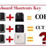 keyboard lock shortcut key