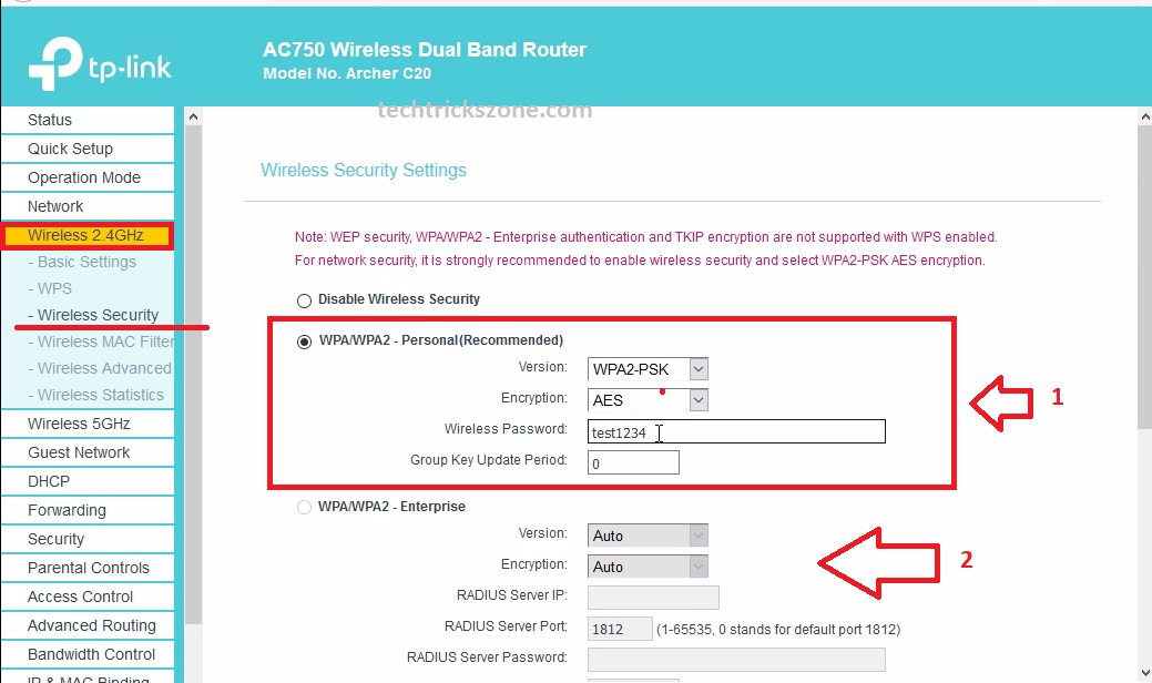 How to Setup TP-Link AC750 Archer 20 Dual Band Router First time