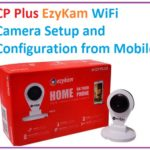 Cp Plus Ezykam setup and configuration