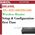 Digisol DG-HR1400 router