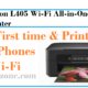 Epson L405 print from smart phone
