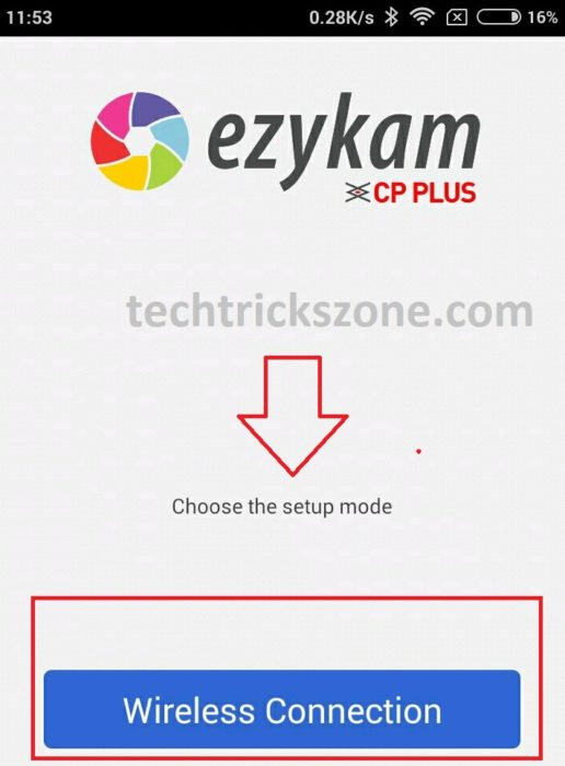 CP Plus EzyKam not access from internet