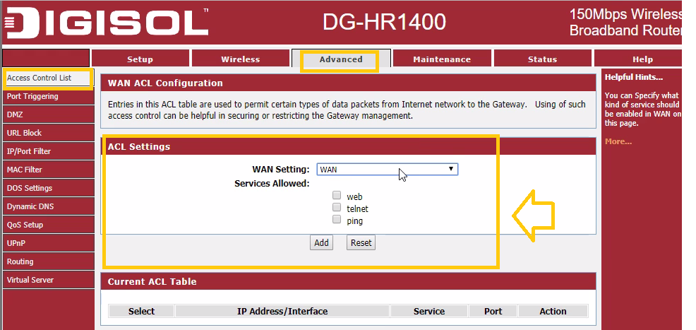 digisol dg-hr1400 firmware upgrade download