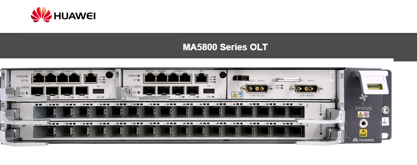 Best GPON OLT and EPON OLT (Optical Line terminal) for Fiber Network