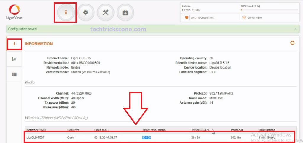 ligowave firmware download