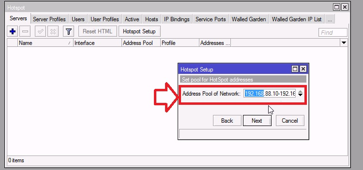 Mikrotik Hotspot Configuration and Setup from Winbox