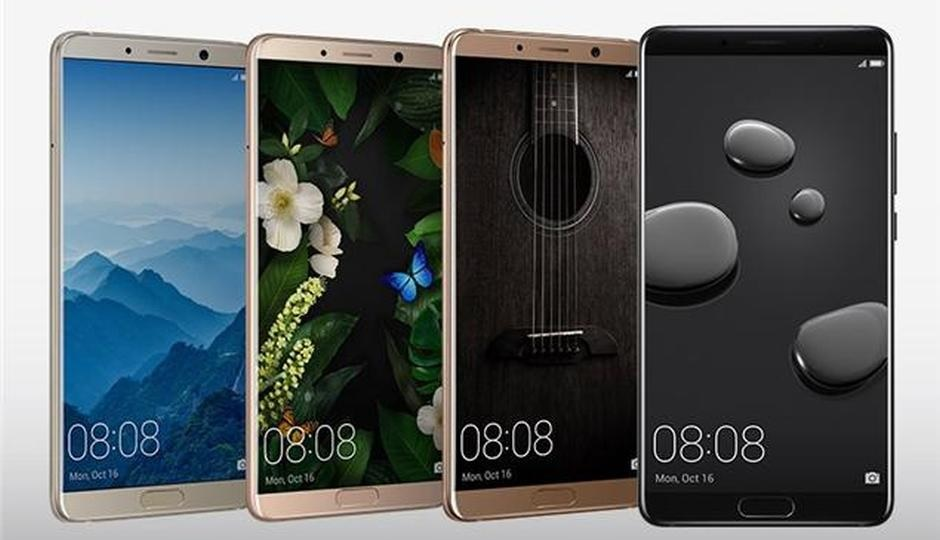 upcoming smartphone huawei
