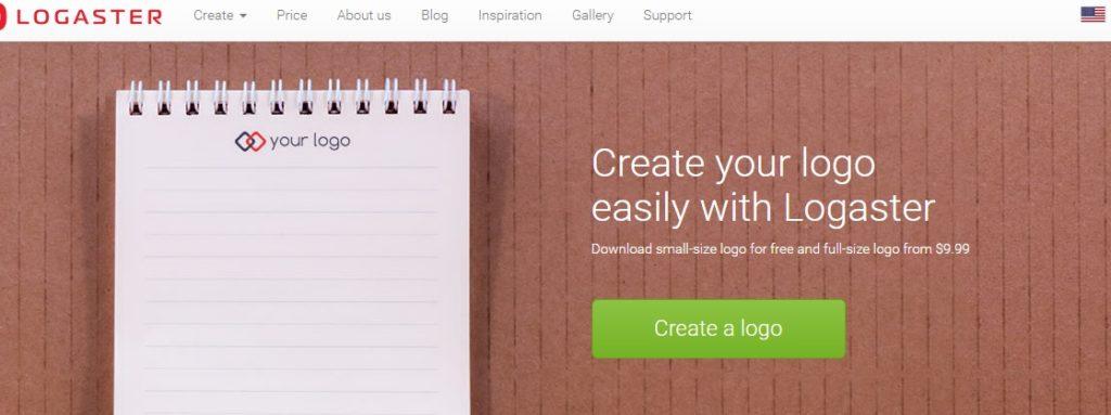 Free Online Logo Maker, Create Custom Logo Designs
