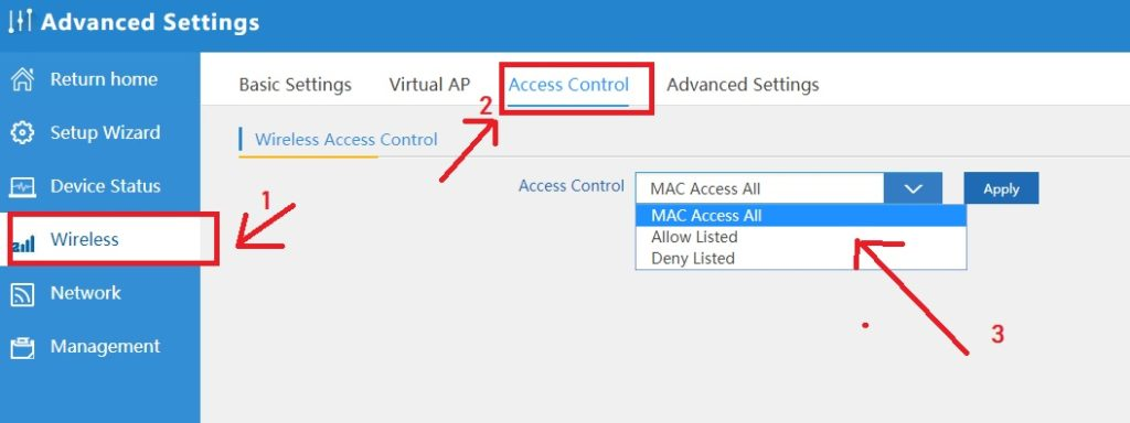 How to use content filtering in ATS ap