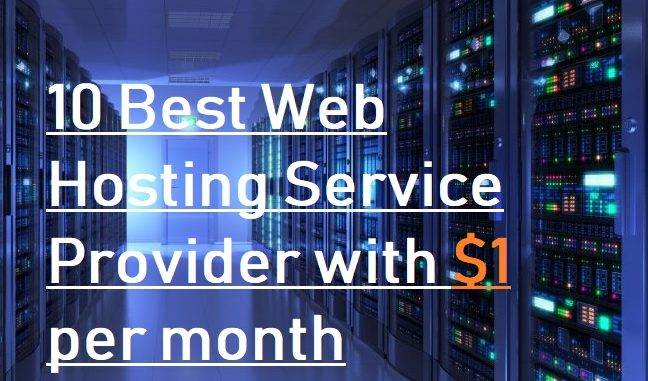 10 Best Free domain and web Hosting provider