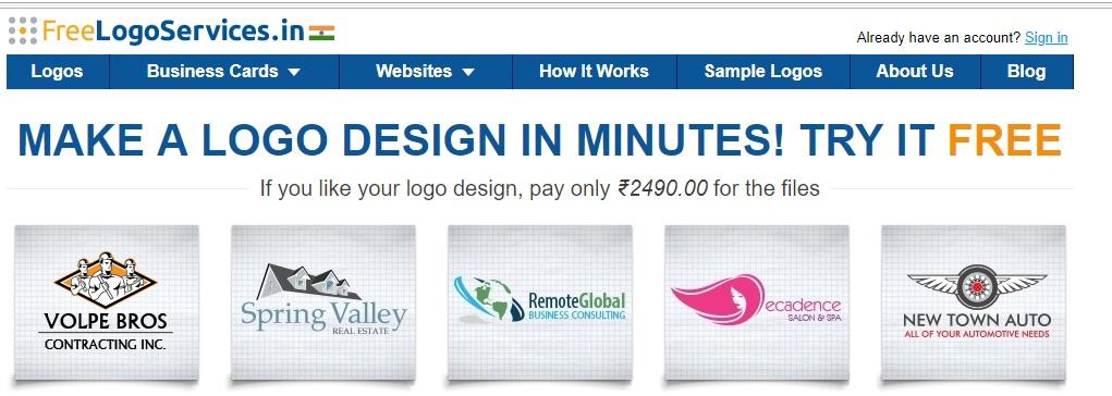 online logo maker free best