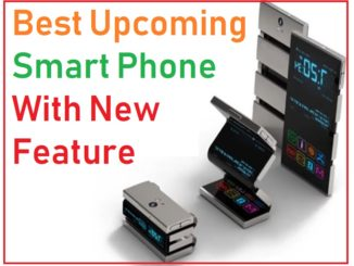 upcoming smart phone in india