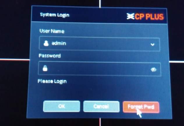 How to stop CP Plus DVR Beep alarm buzzer and notification