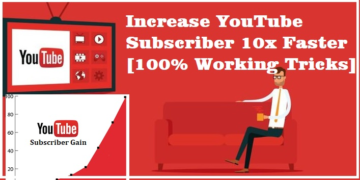 How to Increase YouTube Subscribers and Views Faster