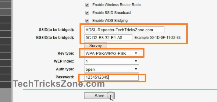 Binatone DT850 ADSL WiFi Router as repeater mode