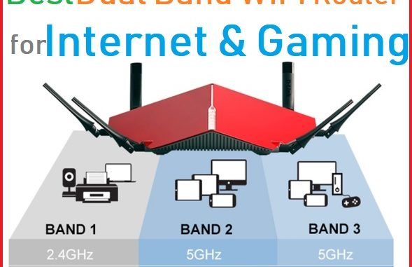 Best Dual Band WiFi router under 2000
