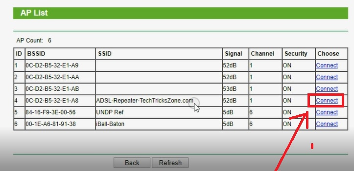 mtnl adsl wifi router as repeater mode