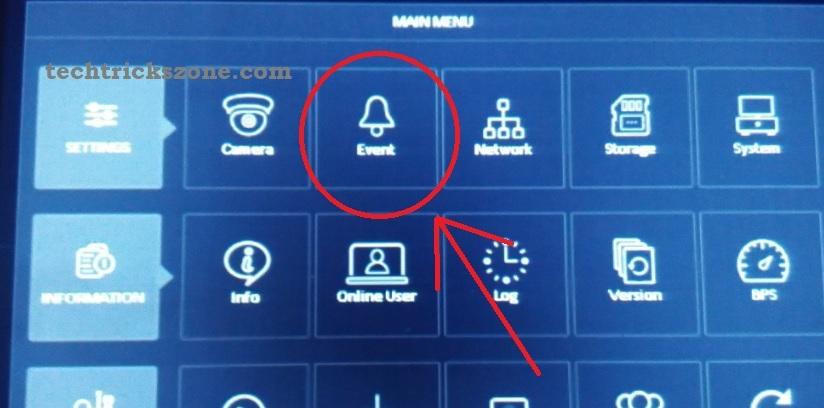 NVR, kurā ir attēlota videoklipa zudums visās kamerās '