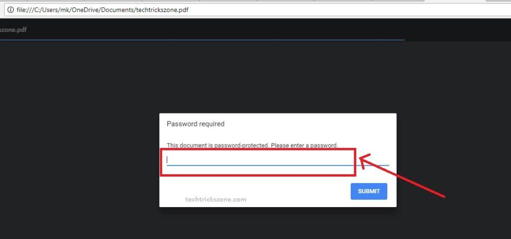 làm thế nào crack mật khẩu pdf trong android