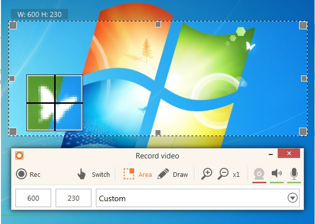 best screen capture software high resolution