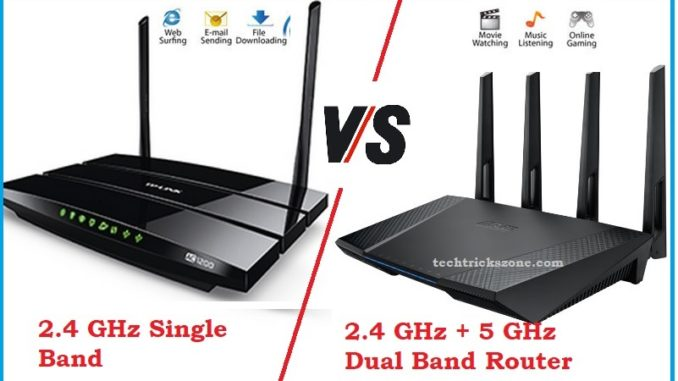 Single band vs Dual Band WiFi Router: Which one Best?