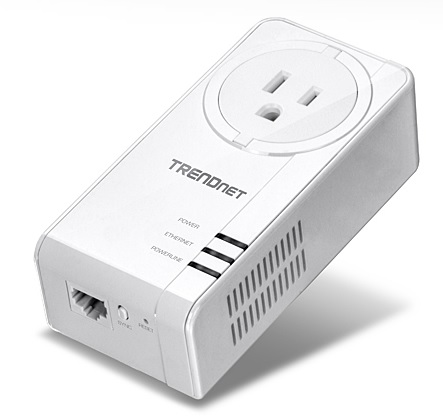 Trendnet Wi-Fi Everywhere Powerline 1200 AV2