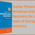 Stellar Data Recovery for Windows