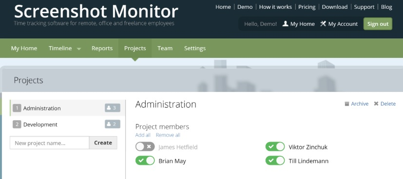 employee monitoring software for ubuntu