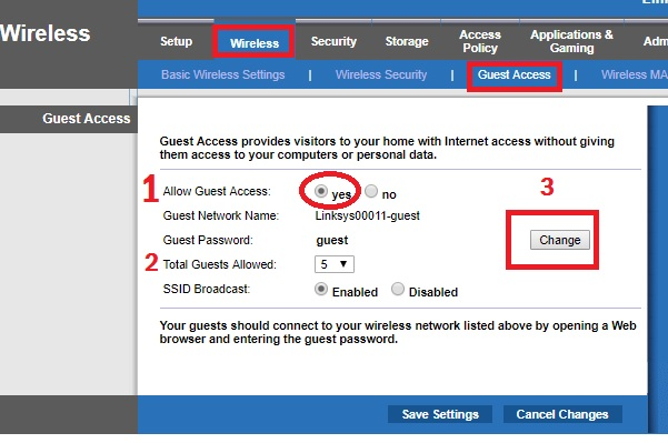 How to Set Up a Linksys WRT54G Wireless G Router