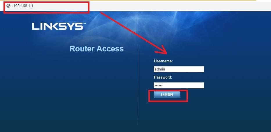 Как настроить маршрутизатор Linksys?