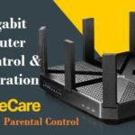 Parental control and Antivirus Configuration on tp-link