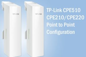TP-Link CPE510 Outdoor Device Point to Point